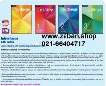 مجموعه چهار جلدی کتاب اینترچنج ویرایش پنجم Interchange Fifth Edition