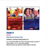 مجموعه 2 جلدی  Studio d