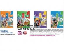 مجموعه 4 جلدی کتاب تین تو تین Teen 2 Teen