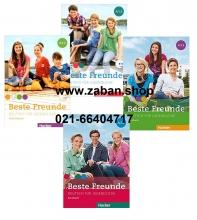 مجموعه 4 جلدی  Beste Freunde