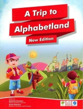کتاب زبان A Trip To Alphabetland (New)+CD
