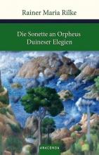رمان آلمانی  Rainer Maria Rilke Die Sonette an Orpheus Duineser Elegien