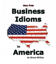کتاب زبان Business Idiom In America (Nova) Bruce Stirling