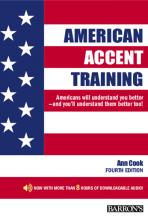 کتاب زبان  American Accent Training + CD ویرایش چهارم