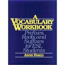 کتاب زبان A Vocabulary Workbook