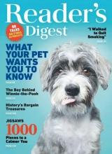 مجله ریدر دایجست Readers Digest Jigsaws June 2020