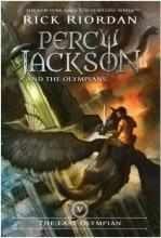 رمان The Last Olympian (Percy Jackson and the Olympians Book 5)