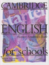 کتاب Cambridge English for Schools Starter