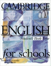 کتاب Cambridge English for Schools Four