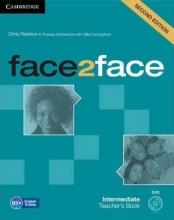 کتاب معلم face2face Intermediate Teacher's Book
