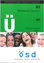 کتاب آلمانی یو او اس دی میتلشتوفه U OSD MITTELSTUFE DEUTSCH B2