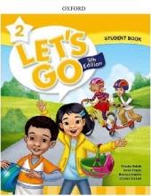 کتاب آموزش کودکان Lets Go 5th 2 لتس گو ویرایش 5