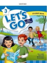 کتاب آموزش کودکان Lets Go 5th 3 لتس گو ویرایش 5