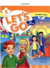 کتاب آموزش کودکان Lets Go 5th 5 لتس گو ویرایش 5