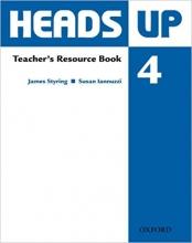 کتاب معلم Heads Up: 4: Teacher's