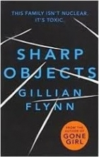 کتاب رمان Review Sharp Objects A Novel by Gillian Flynn