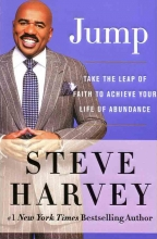کتاب رمان انگلیسی Jump اثرSteve Harvey