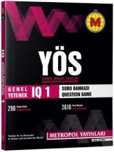 کتاب زبان YÖS General Ability (IQ) Question Bank 1