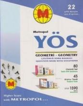 کتاب YÖS Geometri Çözümlü Soru Bankası