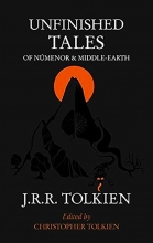 کتاب رمان Unfinished Tales of Númenor and Middle-Earth