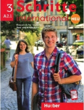 کتاب آلمانی Schritte International Neu A2.1