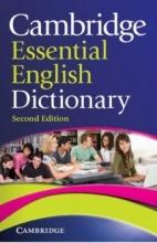 کتاب (Cambridge Essential English Dictionary (2nd Ed