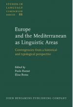 کتاب Europe and the Mediterranean as Linguistic Areas