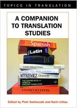 کتاب A Companion to Translation Studies