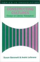 کتاب Constructing Cultures: Essay on Literary Translation