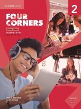 کتاب آموزشی فور کورنرز Four Corners 2 Second Edition