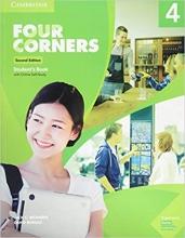 کتاب آموزشی فور کورنرز Four Corners 4 Second Edition