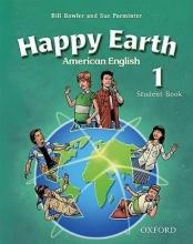 کتاب American English Happy Earth 1
