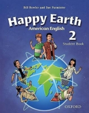 کتاب American English Happy Earth 2