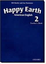 کتاب معلم American English Happy Earth 2 Teacher's Book