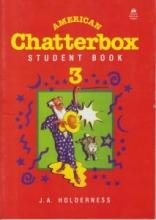 کتاب آموزشی American Chatterbox 3