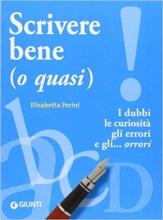 کتاب ایتالیایی Scrivere bene