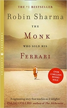 کتاب رمان The Monk Who Sold his Ferrari