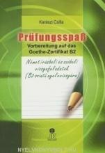کتاب آلمانی Prufungsspab Porberitung Goethe-Zertifikat B2
