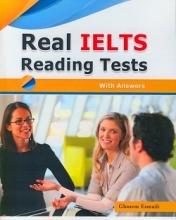 خرید کتاب Real IELTS reading Tests اثر قاسم اسماعیلی