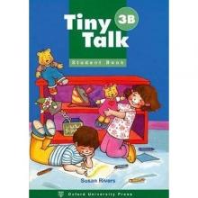 کتاب تاینی تاک Tiny Talk 3B SB+WB+CD