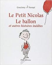 کتاب Le Petit Nicolas : Le ballon et autres