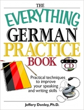 کتاب The Everything German Practice