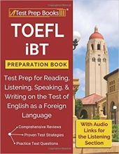 کتاب TOEFL iBT Preparation Book