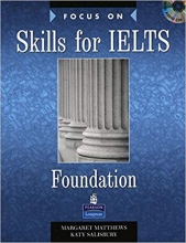 کتاب Focus on Skills for IELTS Foundation