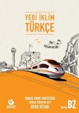 کتاب آموزشی ترکی استانبولی یدی اکلیم Yedi Iklim B2 (S.B+W.B)+CD