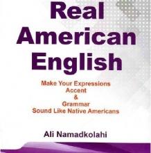 کتاب Speak Real American English