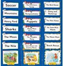 کتاب زبان Jolly Reader Level 4 Pack of Inky & Friends