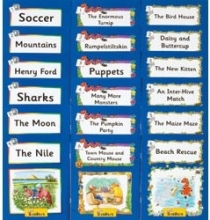 کتاب زبان Jolly Reader Level 4 Pack of General Fiction