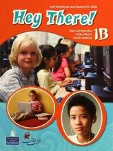 کتاب زبان هی در Hey There! 1B