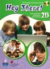 کتاب زبان هی در Hey There! 2B
